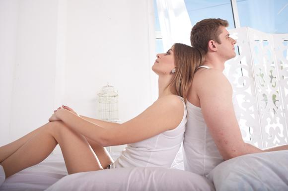 セックスレスの夫婦