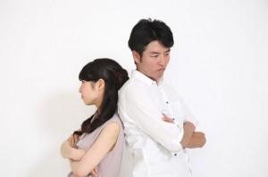 離婚を考える夫婦